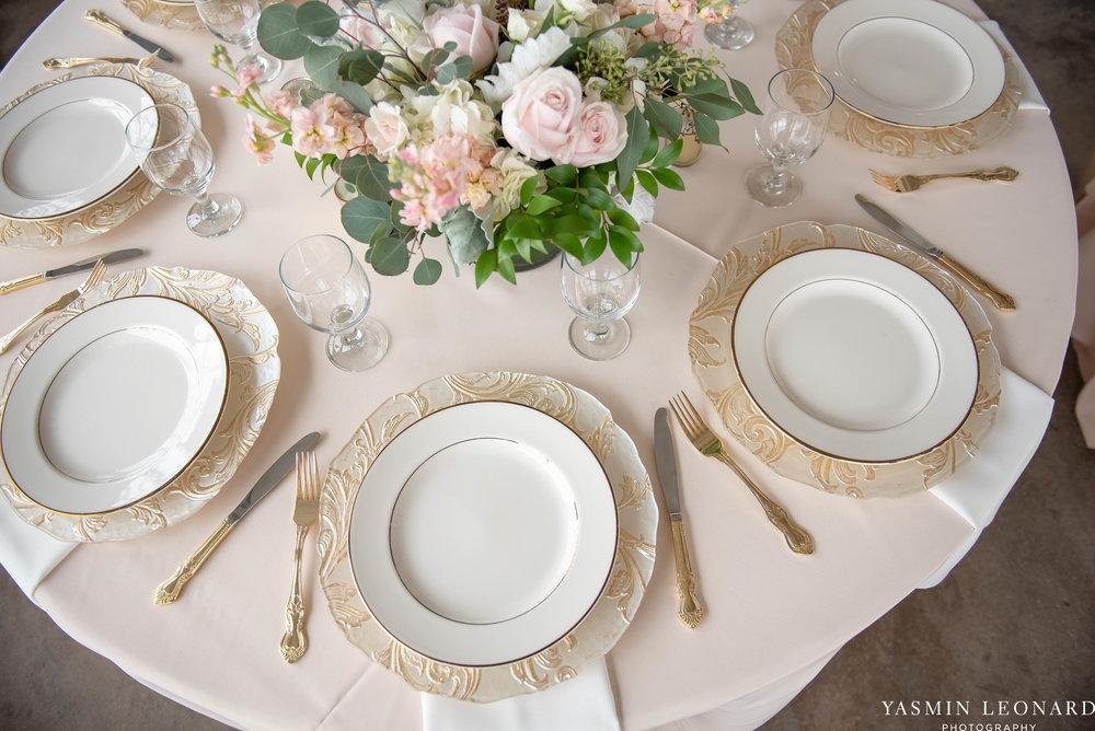 The Lofts at Union Square - Unions - High Point Weddings - NC Weddings - NC Wedding Photographer - Yasmin Leonard Photography - Just Priceless - Green Pink and Gold Wedding - Elegant Wedding-7.jpg