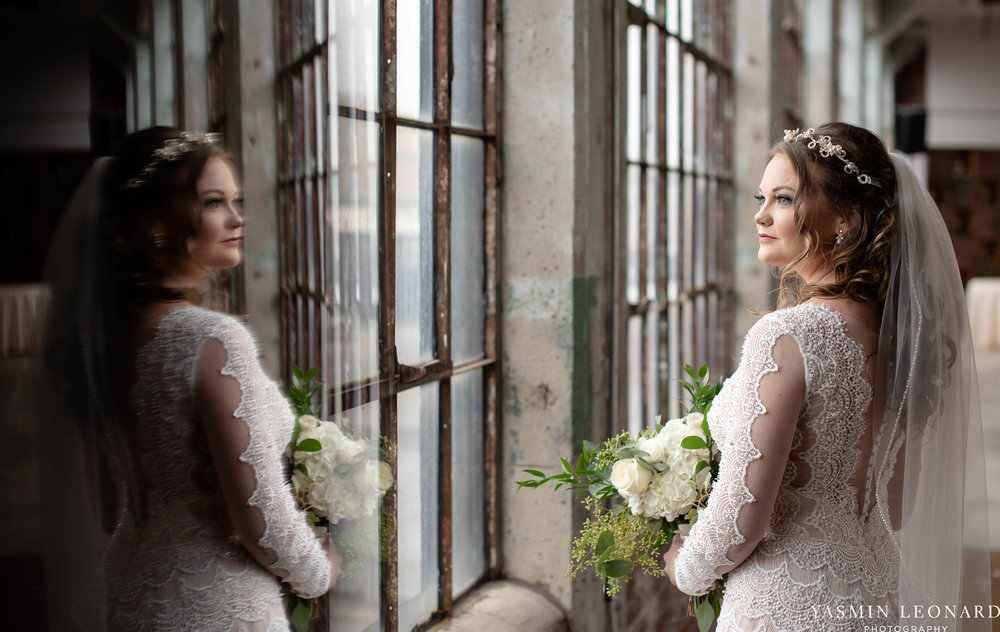The Lofts at Union Square - Unions - High Point Weddings - NC Weddings - NC Wedding Photographer - Yasmin Leonard Photography - Just Priceless - Green Pink and Gold Wedding - Elegant Wedding-15.jpg