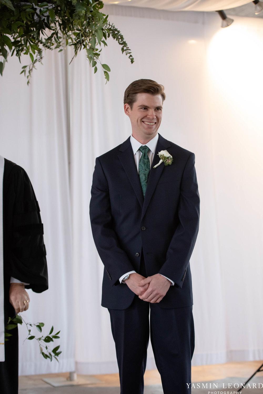 The Lofts at Union Square - Unions - High Point Weddings - NC Weddings - NC Wedding Photographer - Yasmin Leonard Photography - Just Priceless - Green Pink and Gold Wedding - Elegant Wedding-20.jpg