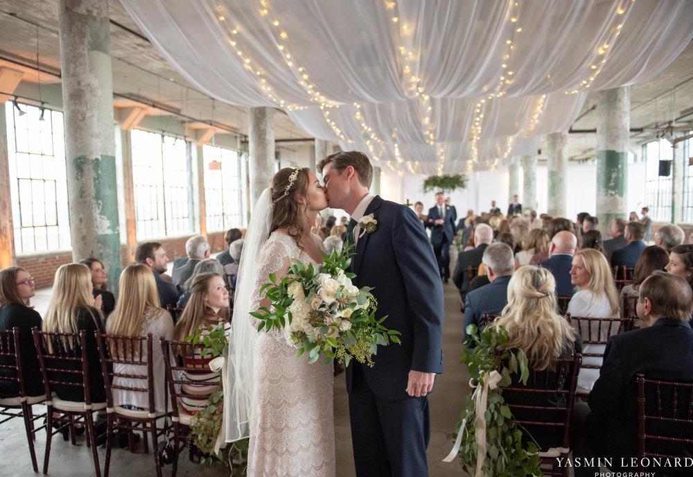 The Lofts at Union Square - Unions - High Point Weddings - NC Weddings - NC Wedding Photographer - Yasmin Leonard Photography - Just Priceless - Green Pink and Gold Wedding - Elegant Wedding-27.jpg