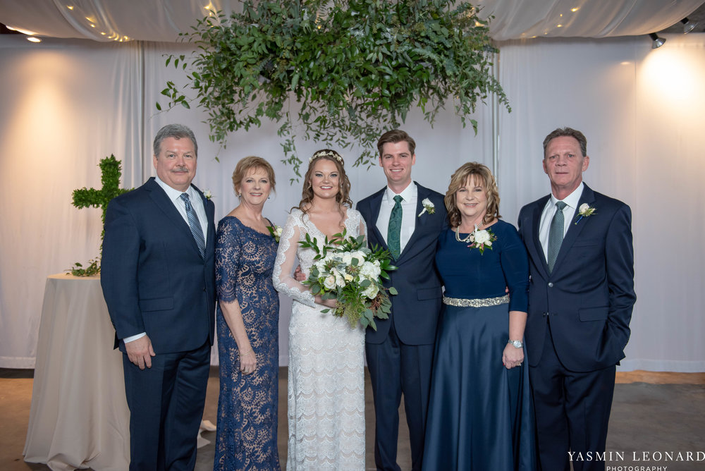The Lofts at Union Square - Unions - High Point Weddings - NC Weddings - NC Wedding Photographer - Yasmin Leonard Photography - Just Priceless - Green Pink and Gold Wedding - Elegant Wedding-28.jpg