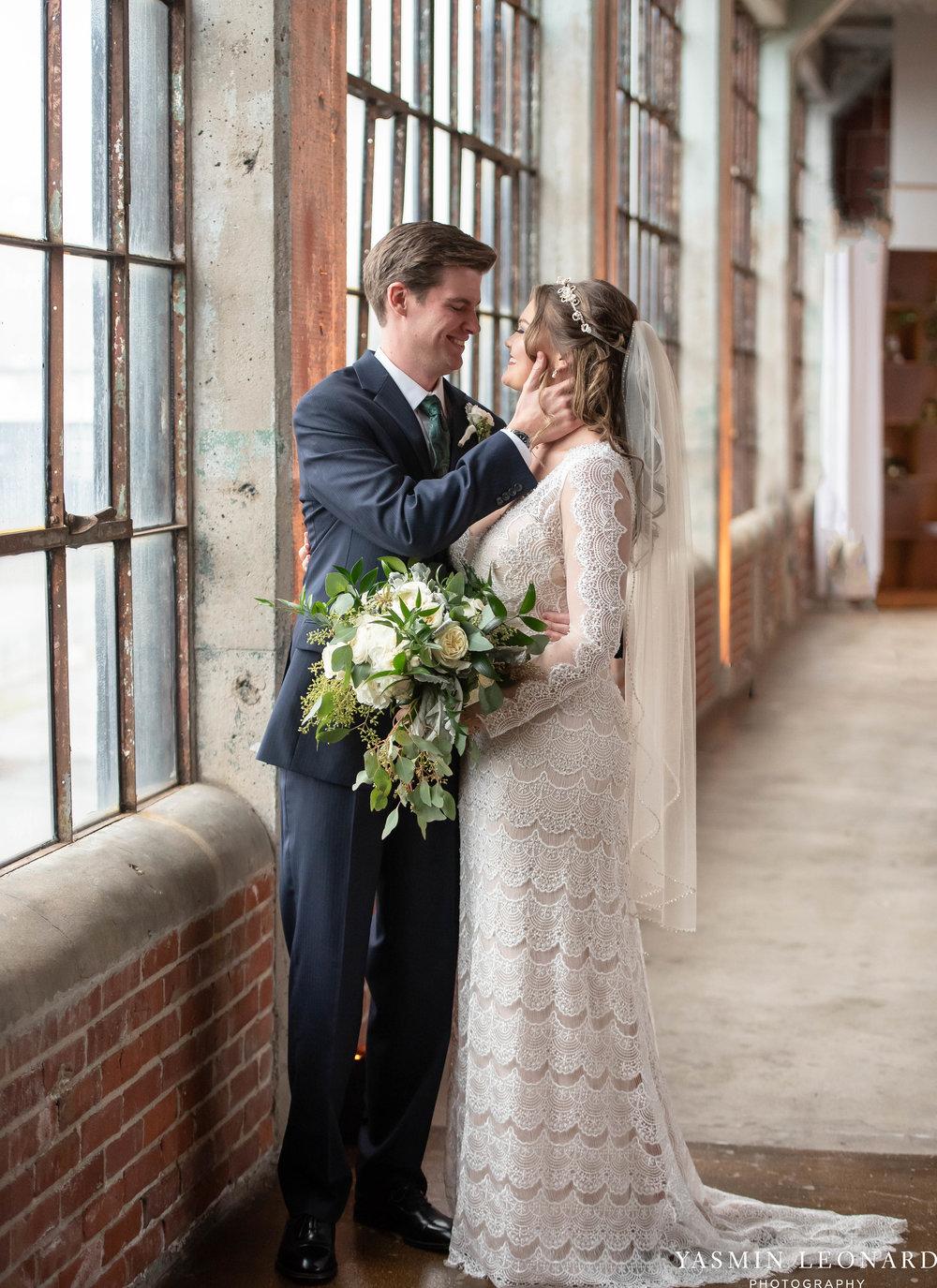 The Lofts at Union Square - Unions - High Point Weddings - NC Weddings - NC Wedding Photographer - Yasmin Leonard Photography - Just Priceless - Green Pink and Gold Wedding - Elegant Wedding-32.jpg