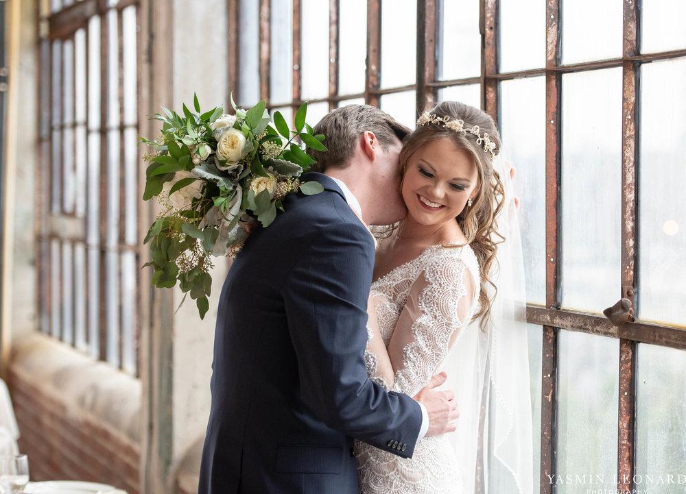 The Lofts at Union Square - Unions - High Point Weddings - NC Weddings - NC Wedding Photographer - Yasmin Leonard Photography - Just Priceless - Green Pink and Gold Wedding - Elegant Wedding-34.jpg