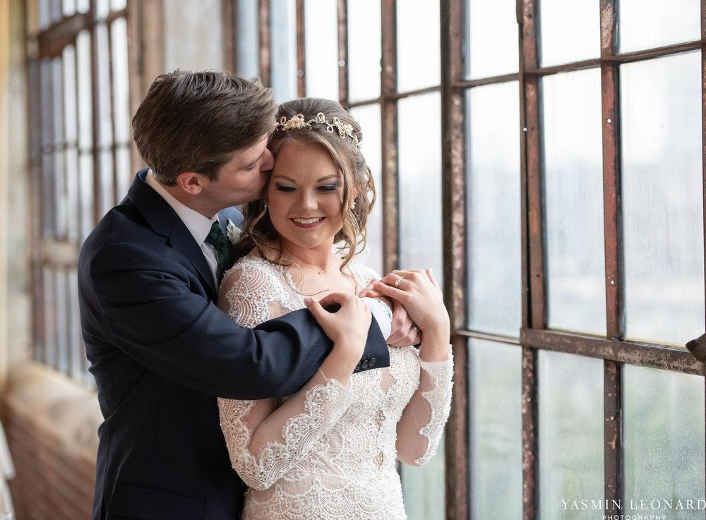 The Lofts at Union Square - Unions - High Point Weddings - NC Weddings - NC Wedding Photographer - Yasmin Leonard Photography - Just Priceless - Green Pink and Gold Wedding - Elegant Wedding-35.jpg