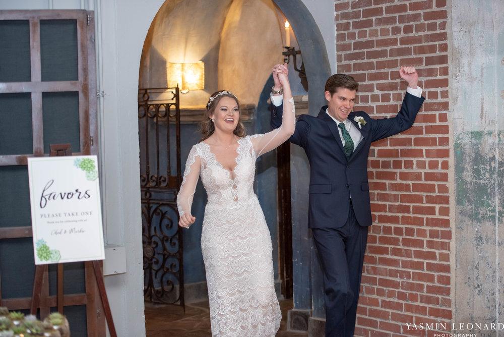 The Lofts at Union Square - Unions - High Point Weddings - NC Weddings - NC Wedding Photographer - Yasmin Leonard Photography - Just Priceless - Green Pink and Gold Wedding - Elegant Wedding-39.jpg
