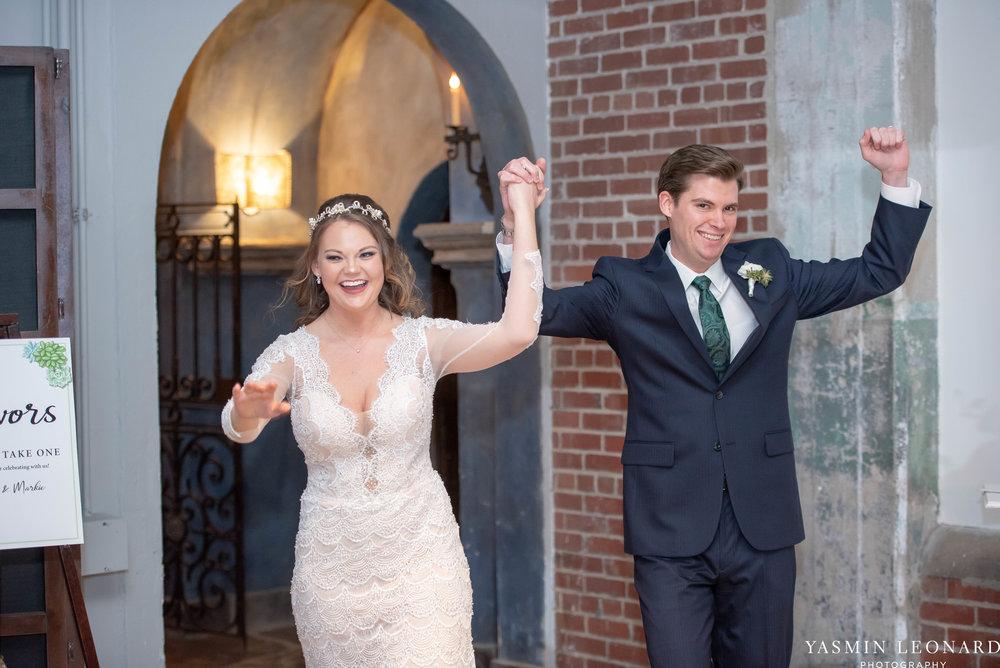 The Lofts at Union Square - Unions - High Point Weddings - NC Weddings - NC Wedding Photographer - Yasmin Leonard Photography - Just Priceless - Green Pink and Gold Wedding - Elegant Wedding-40.jpg