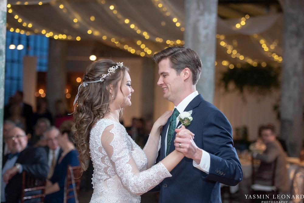 The Lofts at Union Square - Unions - High Point Weddings - NC Weddings - NC Wedding Photographer - Yasmin Leonard Photography - Just Priceless - Green Pink and Gold Wedding - Elegant Wedding-41.jpg