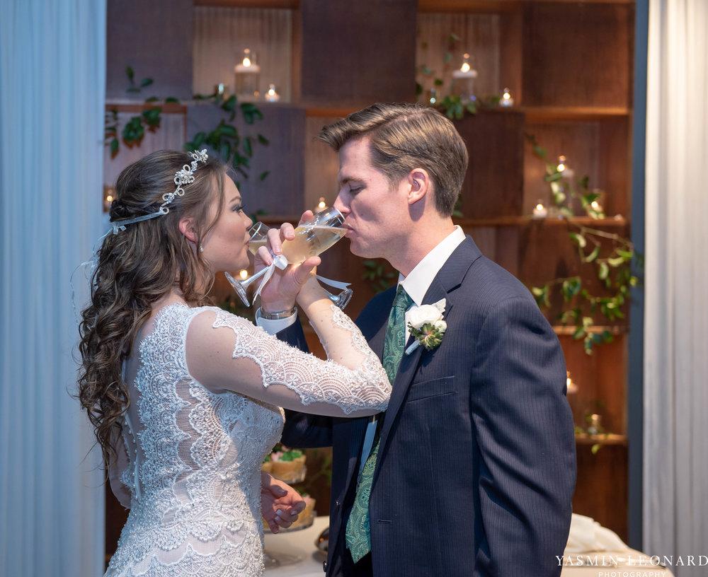 The Lofts at Union Square - Unions - High Point Weddings - NC Weddings - NC Wedding Photographer - Yasmin Leonard Photography - Just Priceless - Green Pink and Gold Wedding - Elegant Wedding-44.jpg