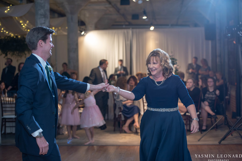 The Lofts at Union Square - Unions - High Point Weddings - NC Weddings - NC Wedding Photographer - Yasmin Leonard Photography - Just Priceless - Green Pink and Gold Wedding - Elegant Wedding-46.jpg