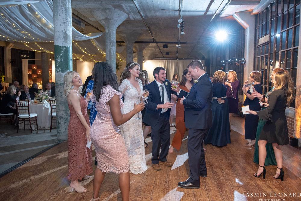 The Lofts at Union Square - Unions - High Point Weddings - NC Weddings - NC Wedding Photographer - Yasmin Leonard Photography - Just Priceless - Green Pink and Gold Wedding - Elegant Wedding-47.jpg