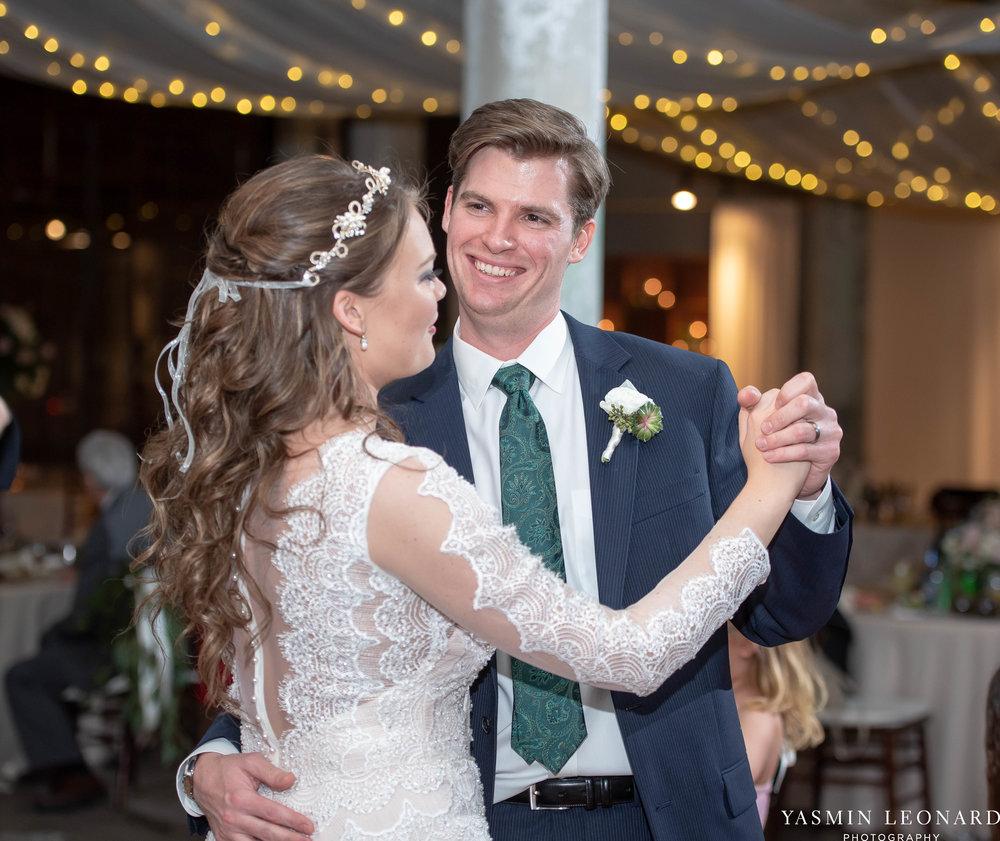 The Lofts at Union Square - Unions - High Point Weddings - NC Weddings - NC Wedding Photographer - Yasmin Leonard Photography - Just Priceless - Green Pink and Gold Wedding - Elegant Wedding-56.jpg