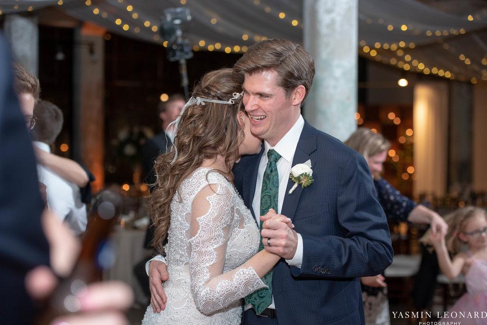 The Lofts at Union Square - Unions - High Point Weddings - NC Weddings - NC Wedding Photographer - Yasmin Leonard Photography - Just Priceless - Green Pink and Gold Wedding - Elegant Wedding-57.jpg