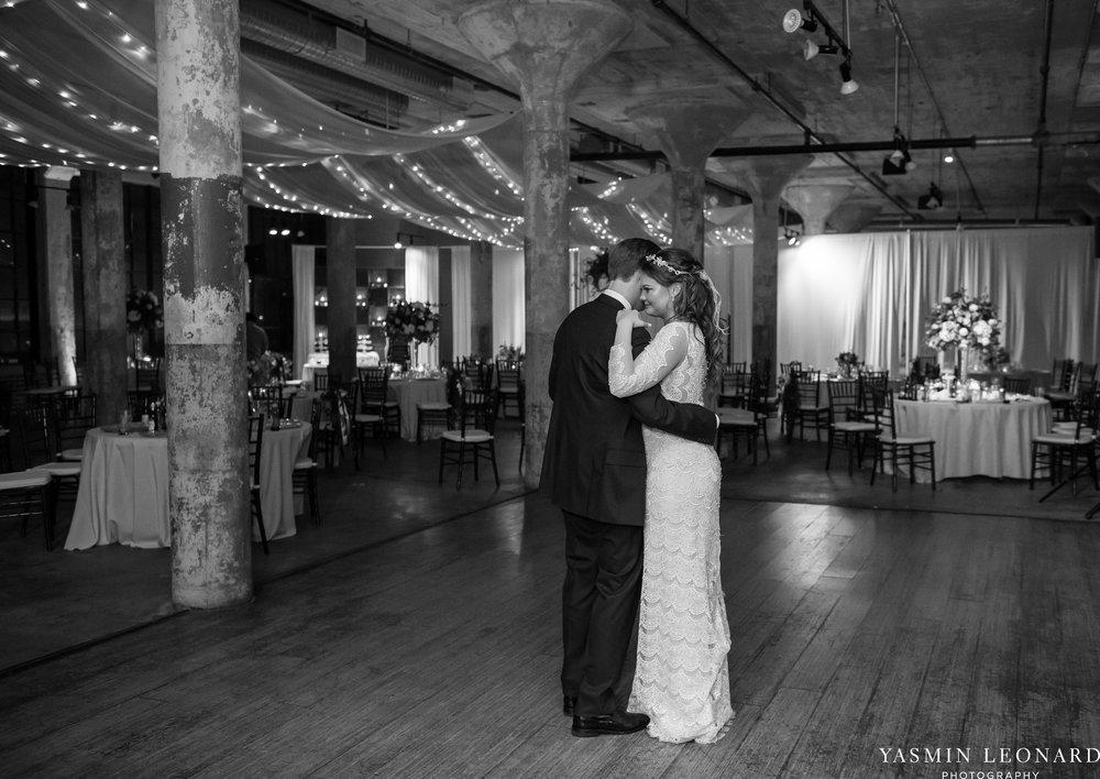 The Lofts at Union Square - Unions - High Point Weddings - NC Weddings - NC Wedding Photographer - Yasmin Leonard Photography - Just Priceless - Green Pink and Gold Wedding - Elegant Wedding-58.jpg