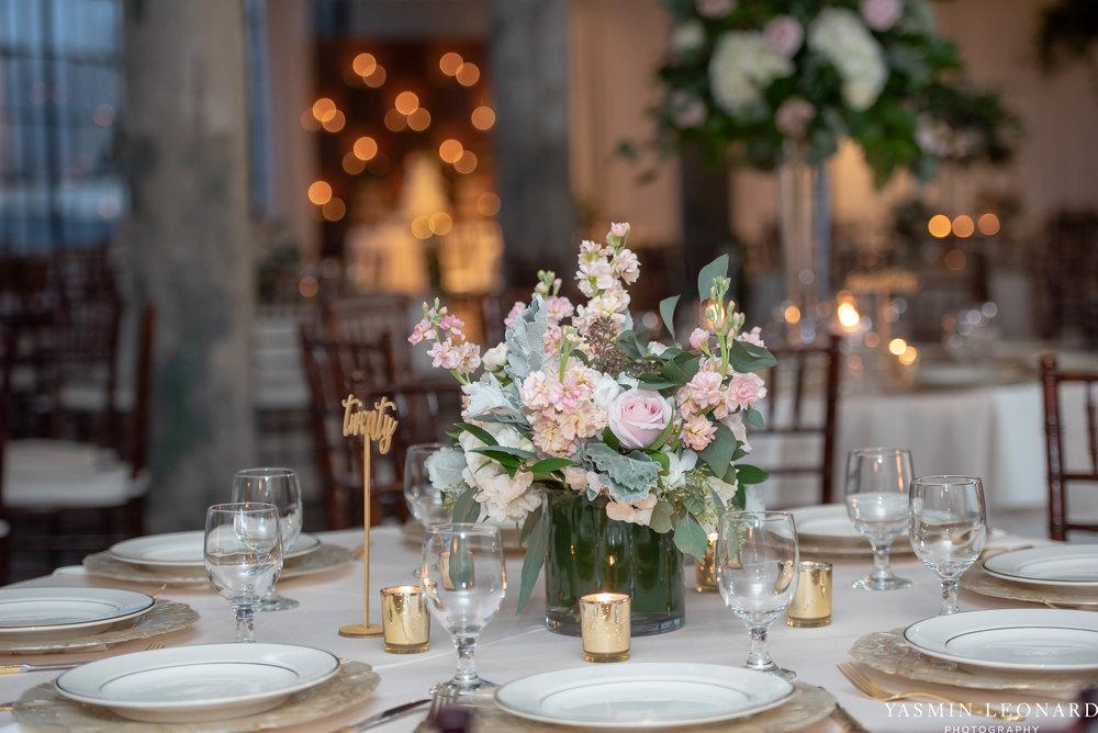 The Lofts at Union Square - Unions - High Point Weddings - NC Weddings - NC Wedding Photographer - Yasmin Leonard Photography - Just Priceless - Green Pink and Gold Wedding - Elegant Wedding-77.jpg