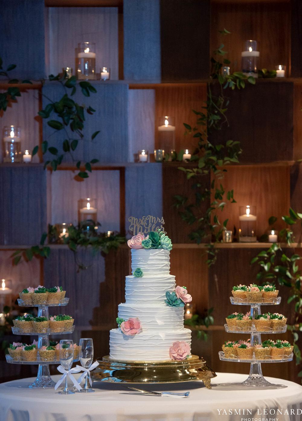 The Lofts at Union Square - Unions - High Point Weddings - NC Weddings - NC Wedding Photographer - Yasmin Leonard Photography - Just Priceless - Green Pink and Gold Wedding - Elegant Wedding-78.jpg