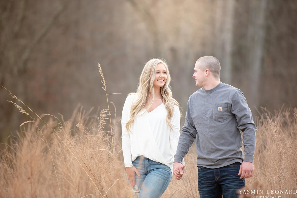 Luna Trail Engagement Session - NC Barns - NC Venues - NC Photographer - NC Country Wedding - Engagement Session Ideas - Engagement Photos - E-Session Photos - Yasmin Leonard Photography-2.jpg