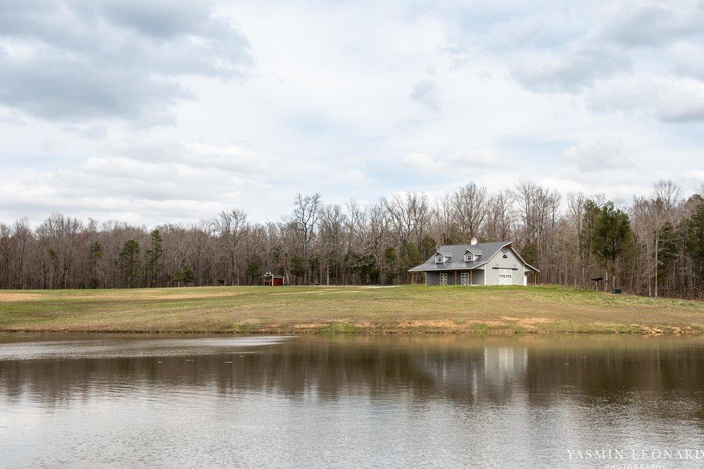Secret Meadows at Green Dell Farm, NC Barn Wedding Venues