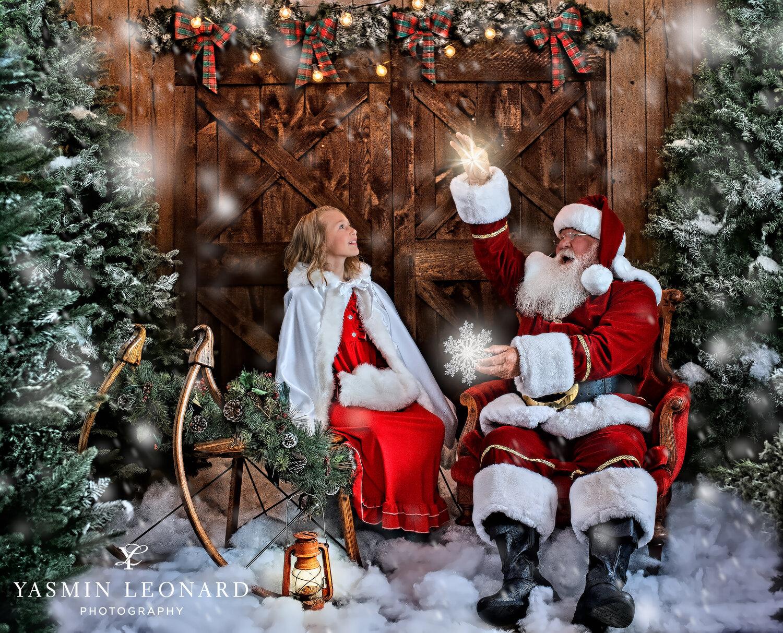 YLP Fine Art Santa Experience