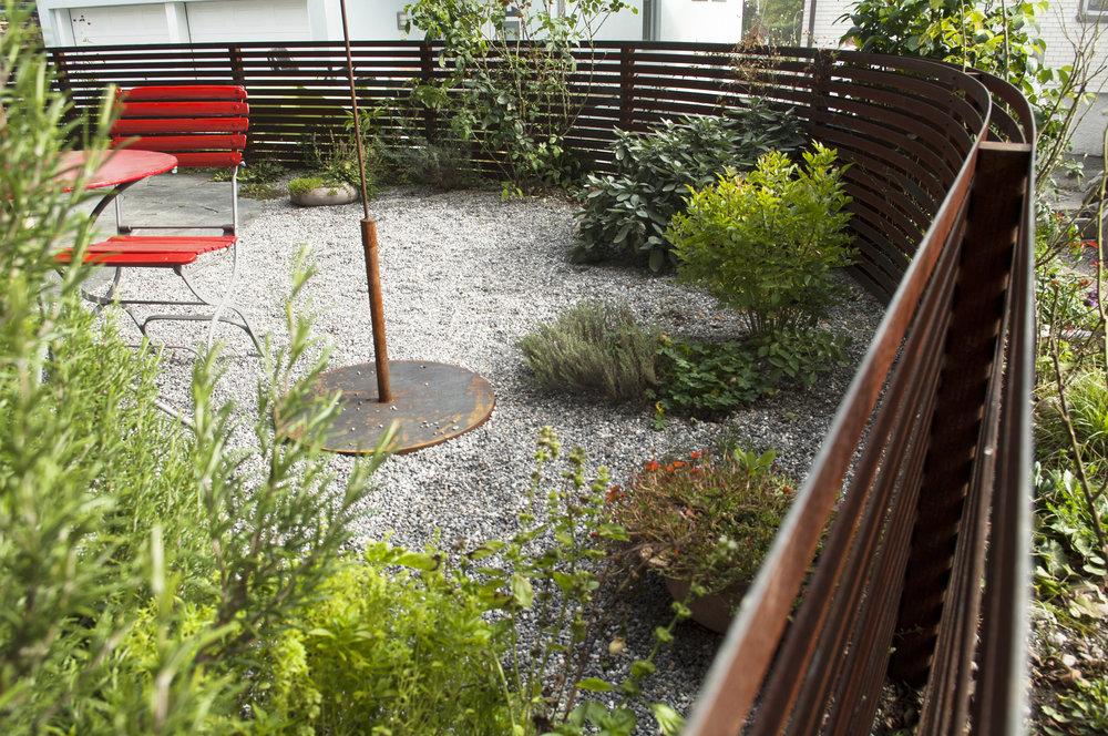 Laubspur Gartengestaltung Ch 9452 Hinterforst Garten Zwischen