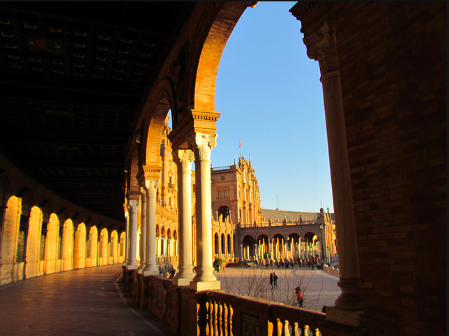 It is impossible to visit Seville without a stop at the Plaza de España