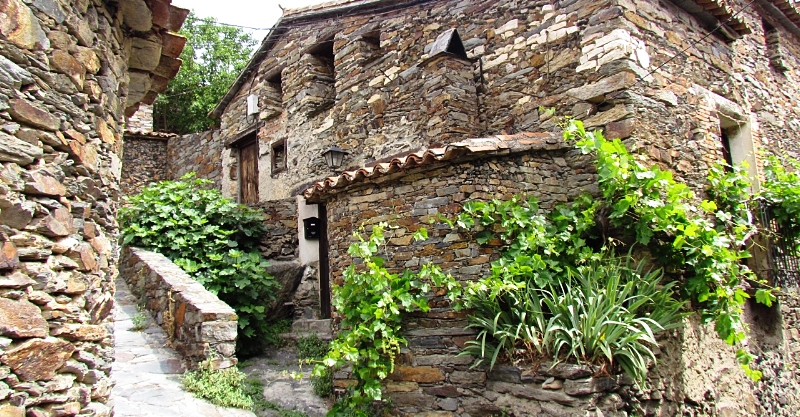 I would like to see Patones de Arriba, a village near Madrid, make the list next year