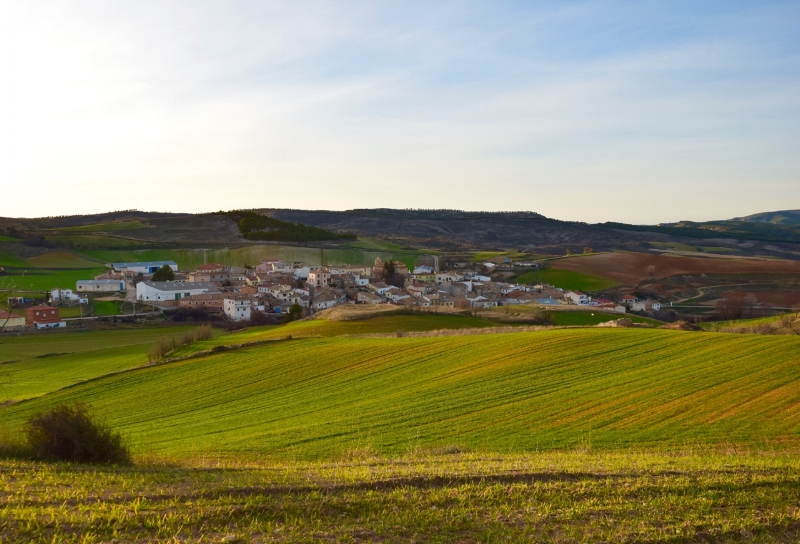 Ribagorda is a quaint agricultural village about 40 minutes from Cuenca.