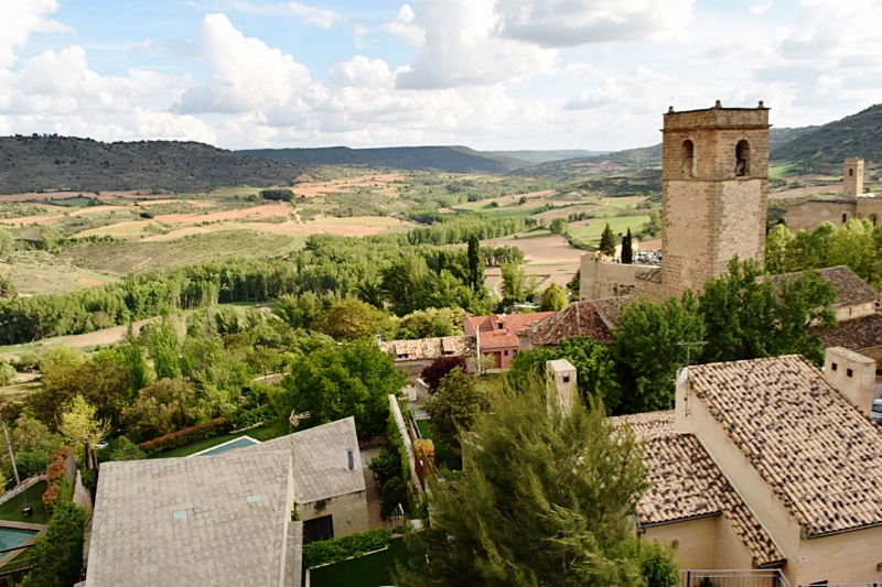 The small village of Brihuega will keep history enthusiasts occupied for weeks.