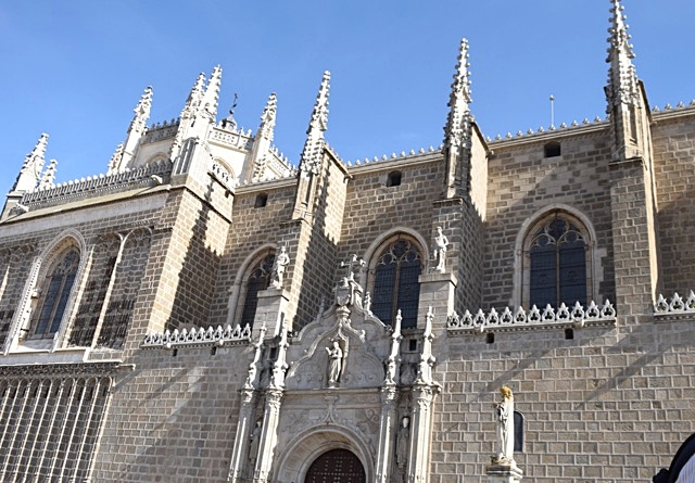 This 14th century Cathedral was one of the first examples of Gothic style to be built in Spain.