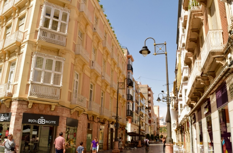 The downtown area is worth a visit not only for the shopping and restaurants but just to have a look at the buildings.