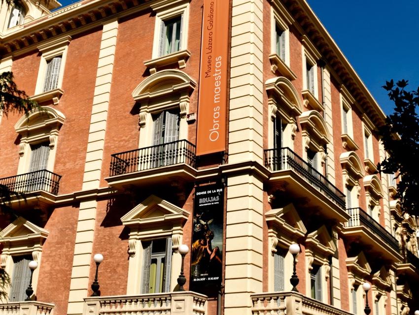 Lazaro Galdiano Museum in Madrid.