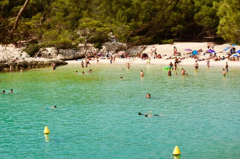 Turqueta beach, Menorca