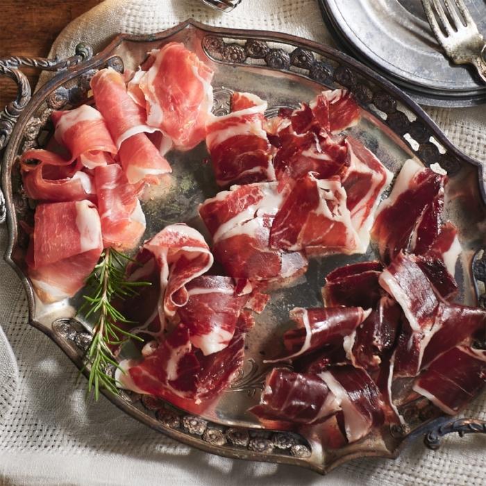 Spanish ham—the pride and joy of Spanish cuisine. Photo courtesy LaTienda