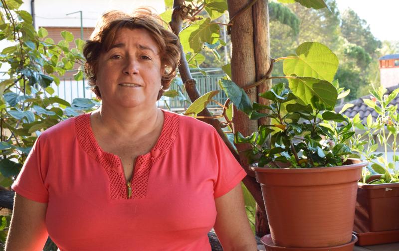 Hostess of Paraiso de Gredos, Mari Cruz Gomez