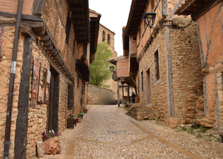 If only stones could talk, the villages of Spain have 1000's of stories to tell