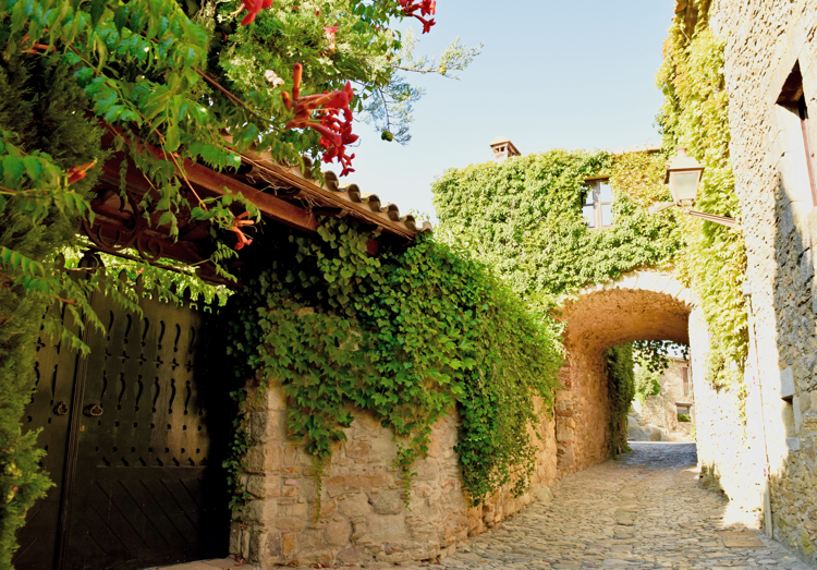 Don't miss the picturesque village of Peratallada