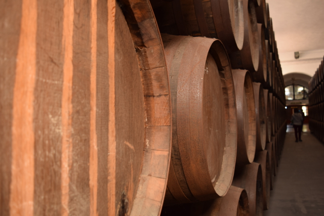 Ron Montero has 362 barrels of rum in its distillery.