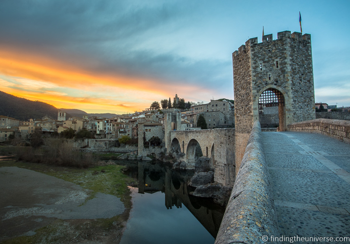 Besalu is oozing in charm.
