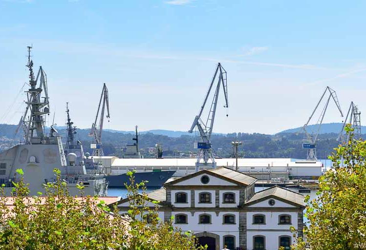 Exponav, Shipyard Museum in Ferrol.