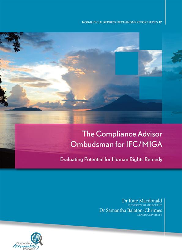 Compliance Advisor Ombudsman