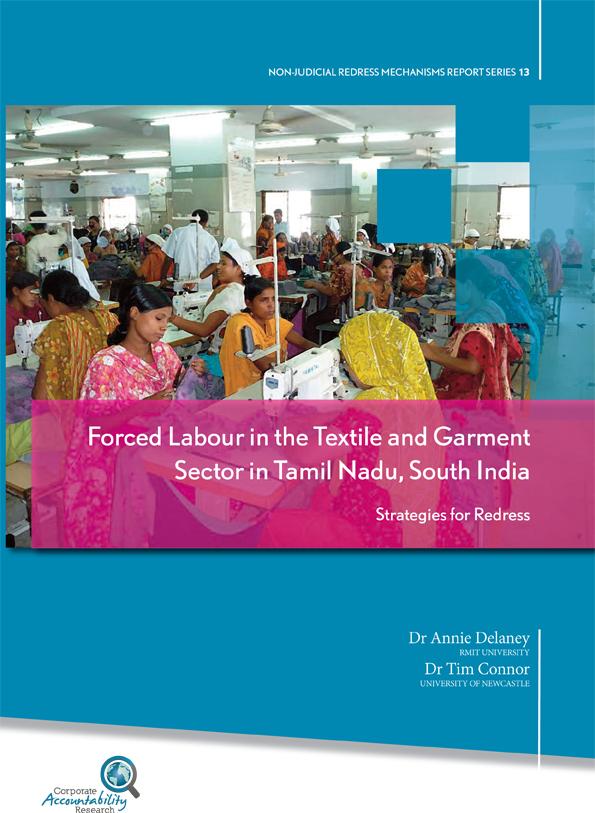 Sumangali Bonded Labourers