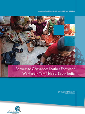Leather Footwear Homeworkers