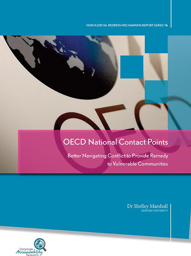 OECD Titik Kontak Nasional