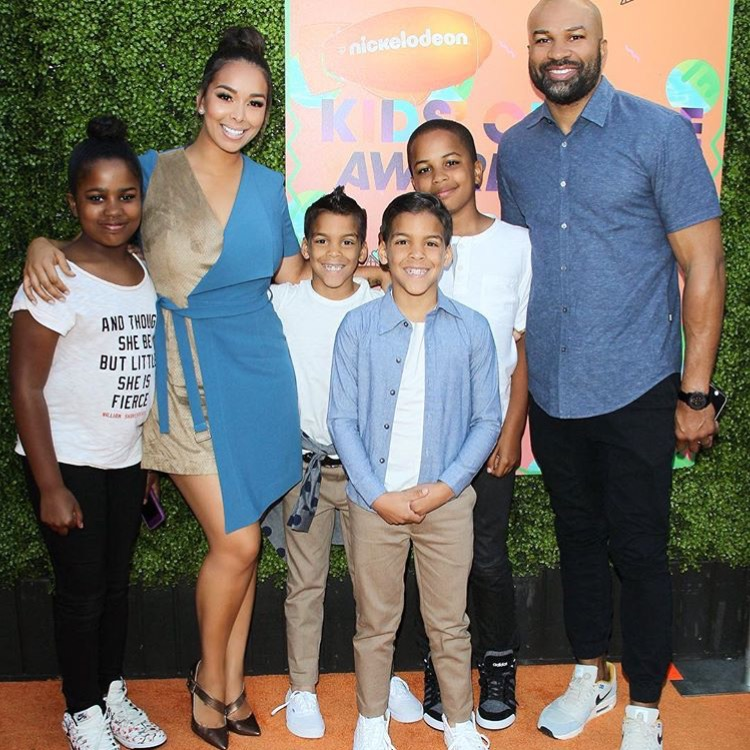 Gloria Govan at the Kids Choice Awards