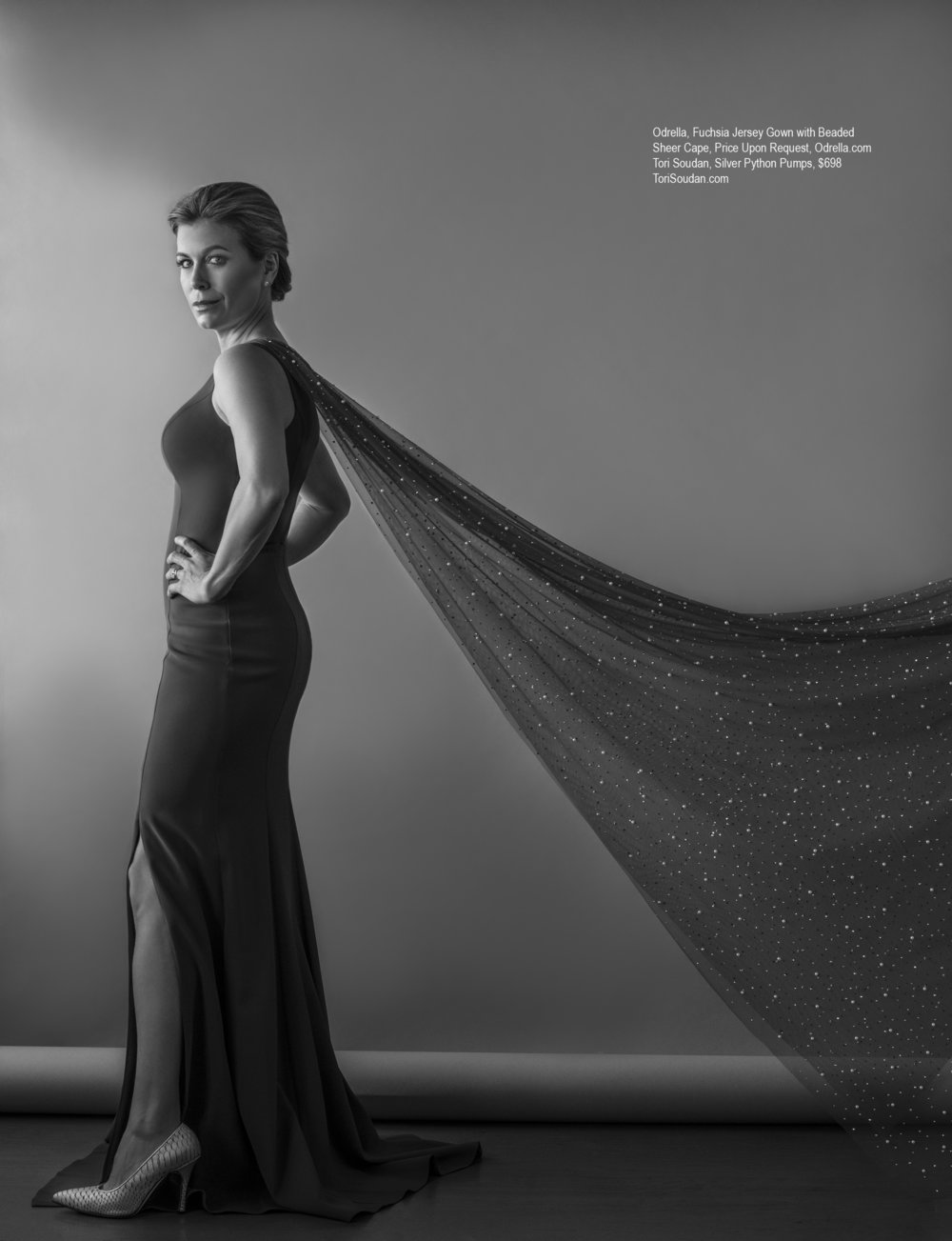 Sonya Walger in Regard Magazine