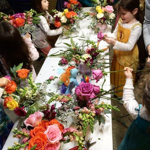 philadelphia flower class