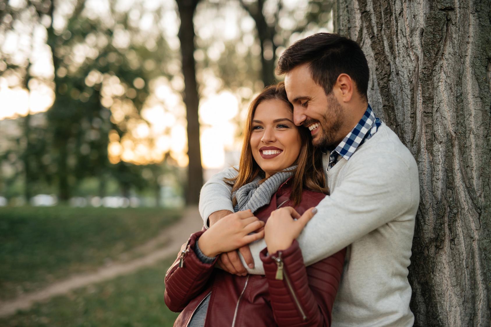 Gutes persönliches Profil für Dating-Seite