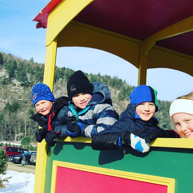 Baby, it's cold outside! ❄ But the sun is shining ☀️ and Christmas is coming! 🌲 Bring the kids, the dog 🐕 and your friends and family and come make holiday memories with us! We have a heated Christmas Cottage with WARM restrooms and fireplaces! Free hot chocolate ☕ and rides on The Jolly Trolley and SANTA IS HERE! 🎅 Popcorn, baked goods from The Springfield Humane Society and hot food from The Silver Bullet Food Truck! Did we mention 65 acres of the most gorgeous Fraser Fir Christmas trees?  Oh yeah, we have those too! 🌲🌲🌲 See you soon! Open Saturday and Sunday 10am to 4pm.