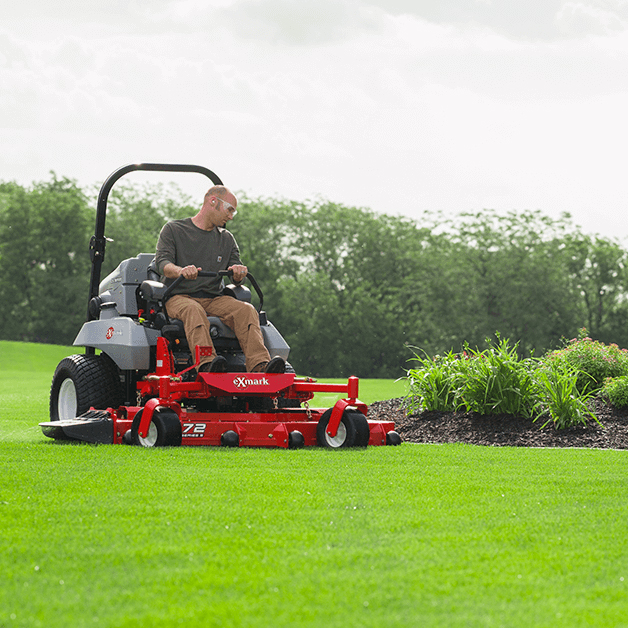 Commercial Lawn care Equipment - Whether you own a growing landscaping business or have a farm to maintain, you rely on your lawn care tools and equipment.  Visit our showroom and we'll help you find the right equipment for the job.  Plus, we support what we sell with our certified technicians and selection of parts and accessories.