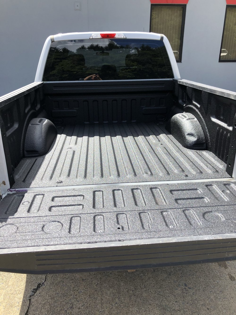 Final - Completed Vortex bed liner.  Call today to schedule your appointment.  304-255-1441