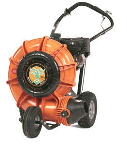 305 cc Engine - Self-Propelled, Smooth Round Housing
